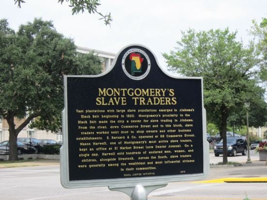 Montgomery's Slave Traders.