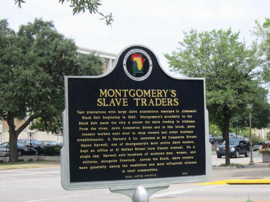 Montgomery's Slave Traders.