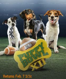 Puppy Bowl XII!