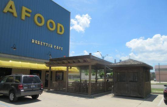 Rosetti's Cafe!