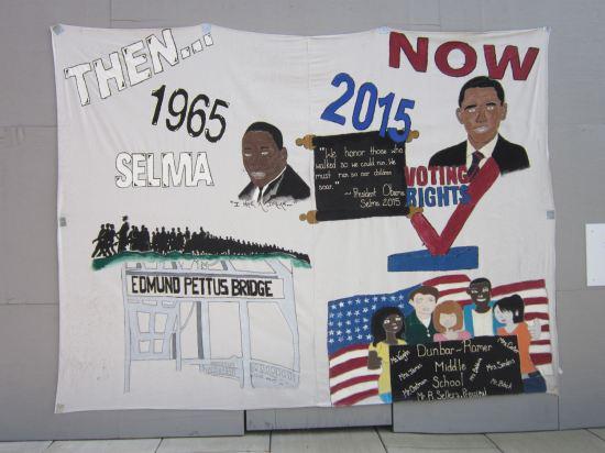Selma Banner.