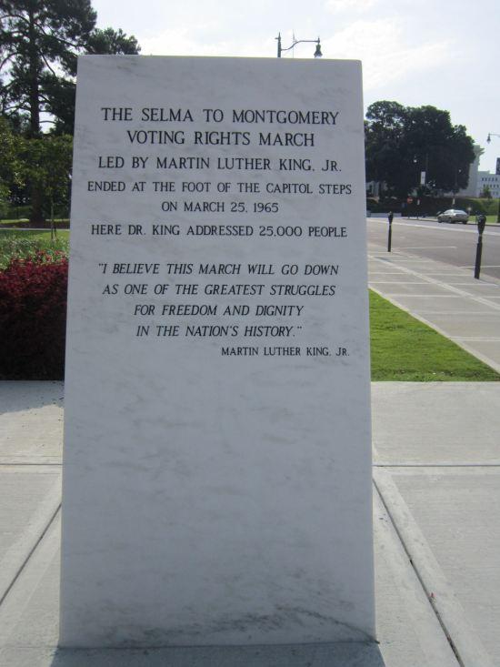 Selma Monolith.