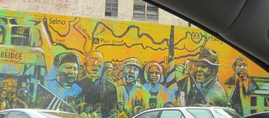 Selma Mural.