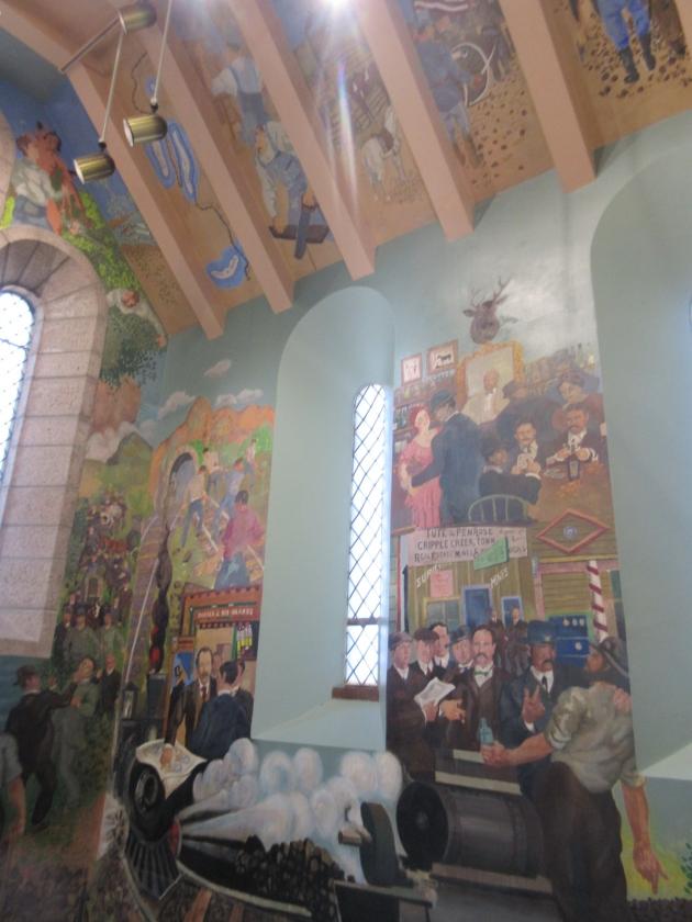Shrine Mural!