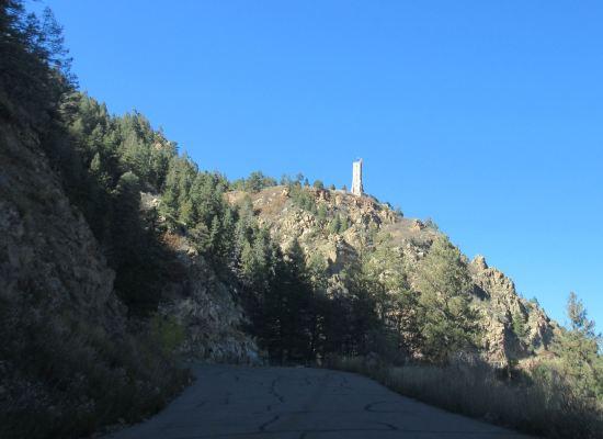 Shrine Road!