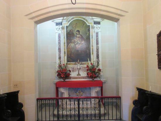 Shrine Chapel!