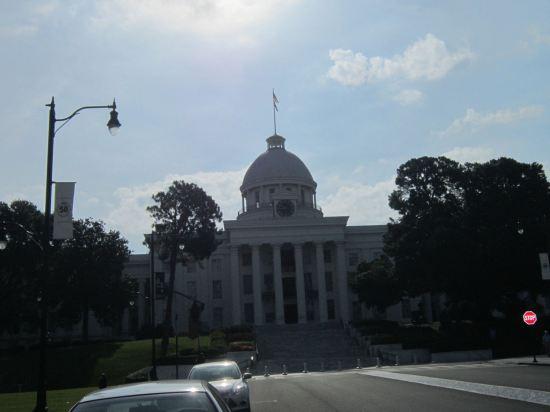 Alabama State Capitol!