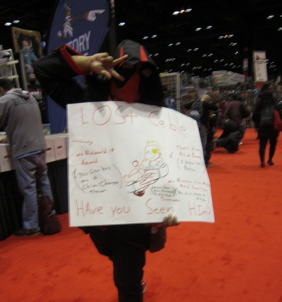 Assassin's Creedpool!