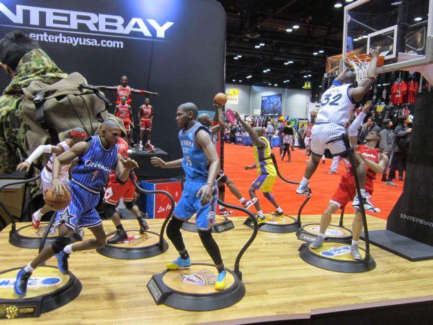 Basketball Action Figures!