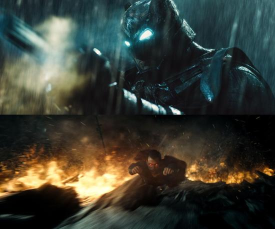 Batman v. Superman!