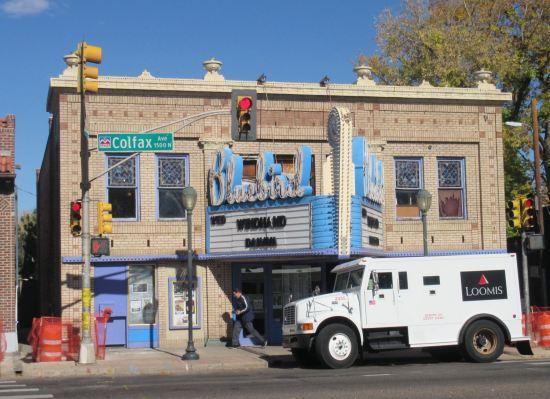 Bluebird Theater!
