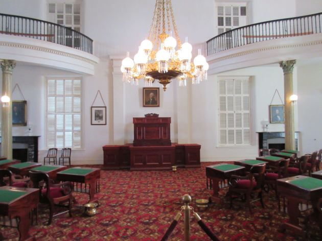 Capitol House Chamber!