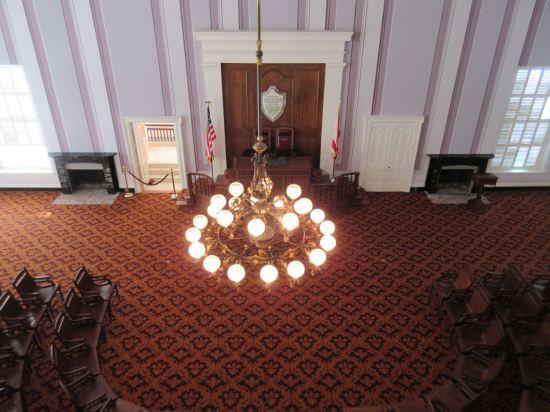 Capitol Senate Chamber!