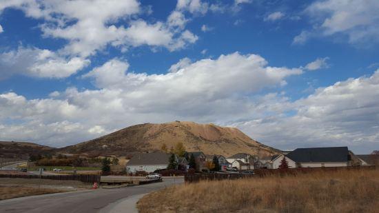 Castle Rock Mountain!