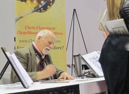 Chris Claremont!
