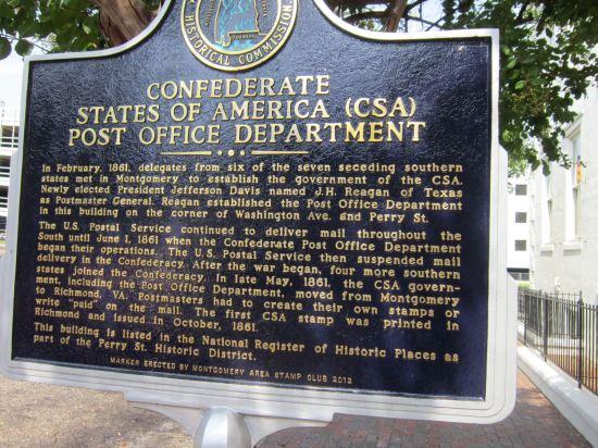 CSA Postal Service!