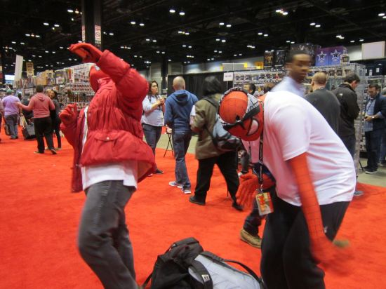 Dance of the Mad Deadpools!