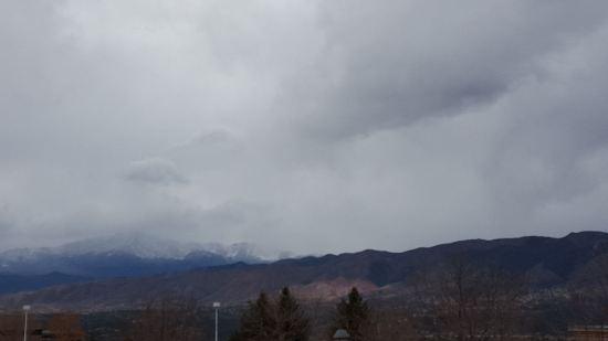 Dark Rockies!
