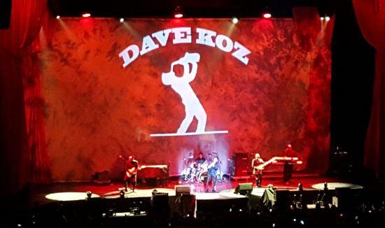 Dave Koz!