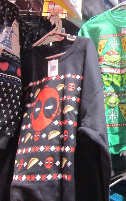 Deadpool Sweater!