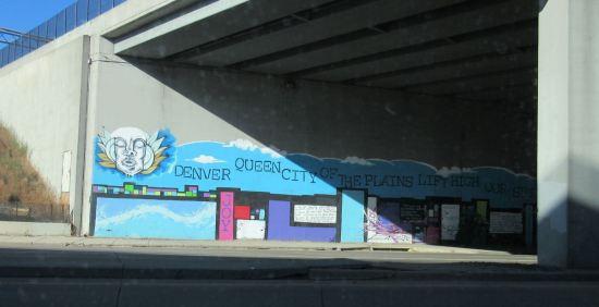 Denver Mural!