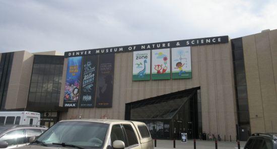 Denver Museum of Nature & Science!