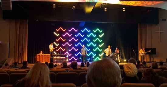 Easter Service!
