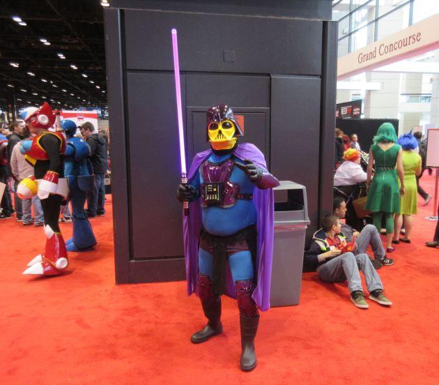 Fab Vader!