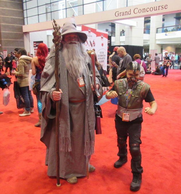 Gandalf + Bane!