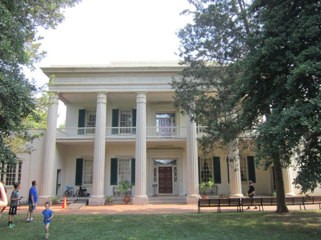 Hermitage mansion!
