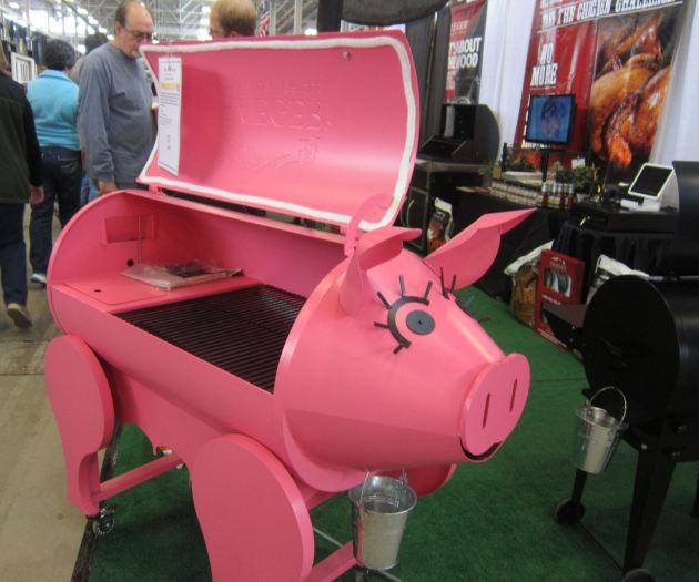 Pig Grill!
