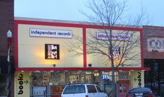 Independent Records!