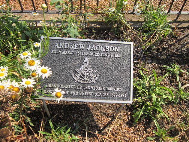 Jackson Plaque!