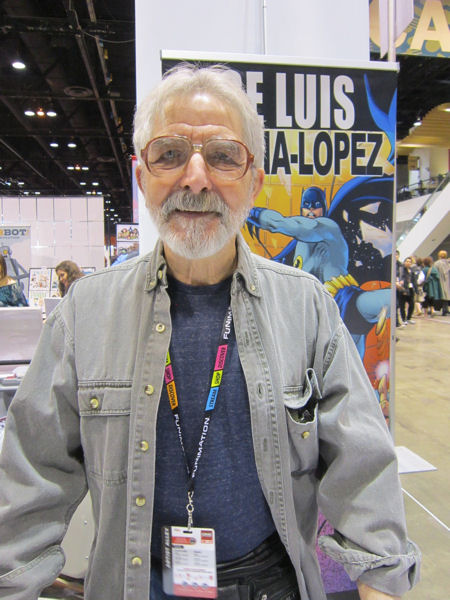 Jose Luis Garcia-Lopez!