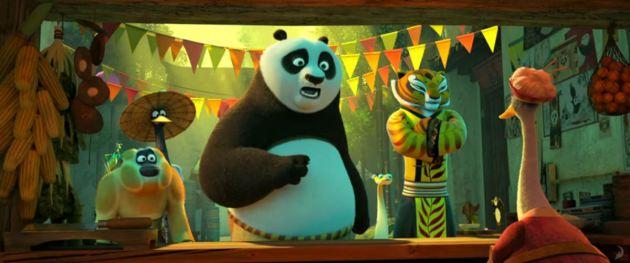 Kung Fu Panda 3!
