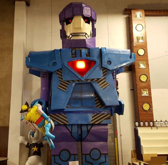 Lego Sentinel!