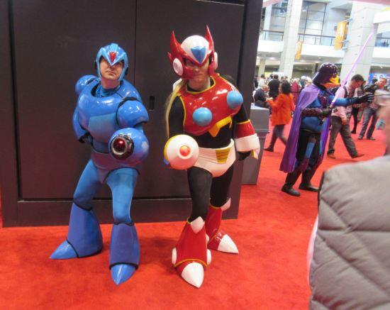 Mega Man + Zero!