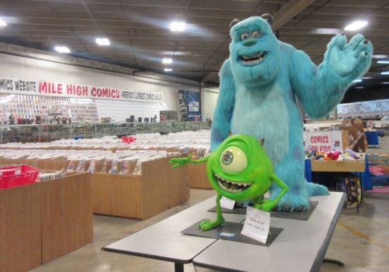 Mike & Sully!