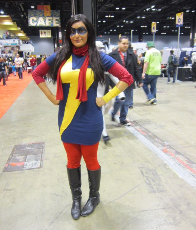 Ms. Marvel!