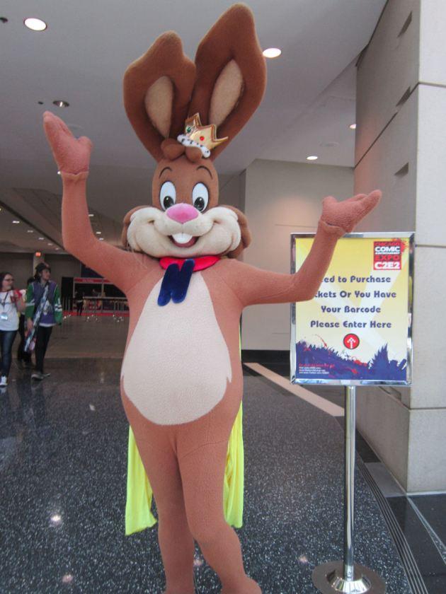 Quik Bunny!