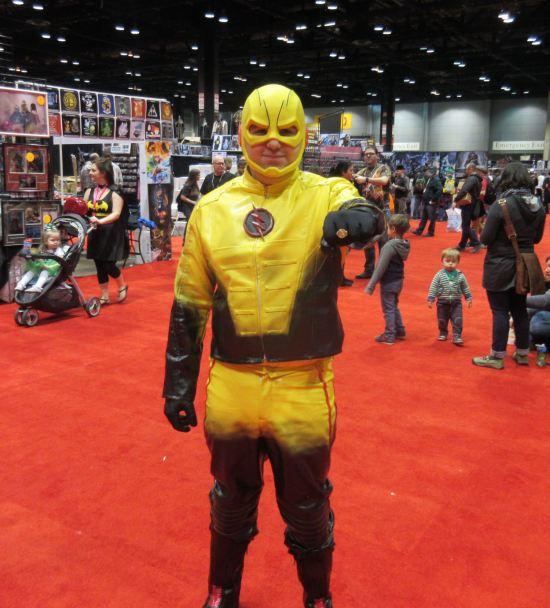 Reverse-Flash!