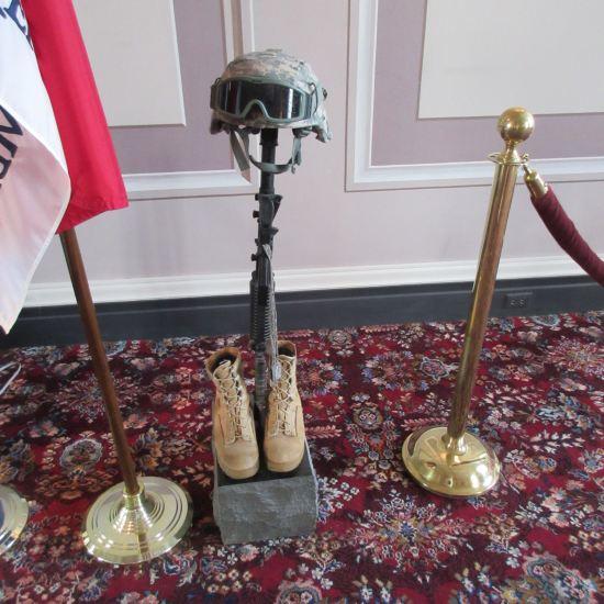 Fallen Soldier Memorial.