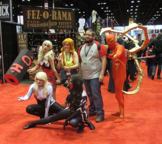 Spider-Family!
