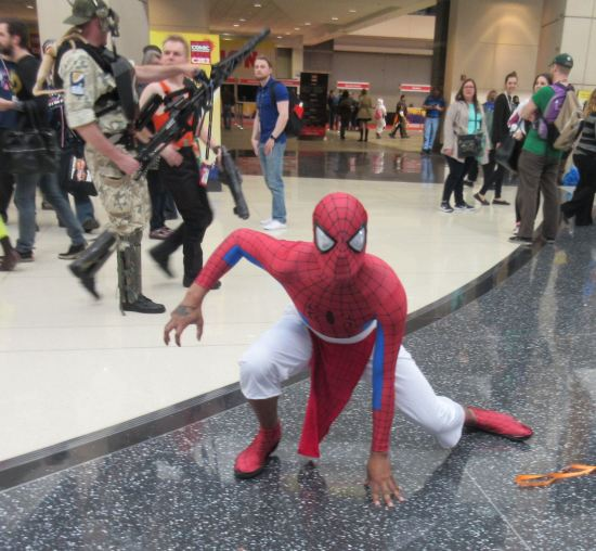 Spider-Man India!