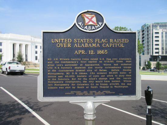 US Flag marker!