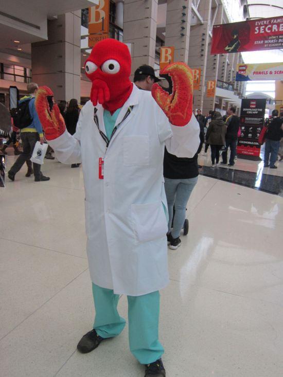 Dr. Zoidberg!