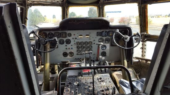 Airplane Cockpit!