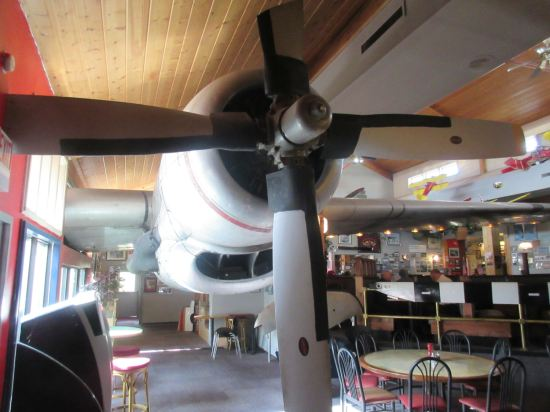 Airplane Propeller!