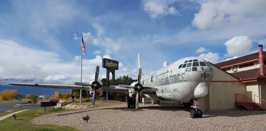 Airplane Restaurant!