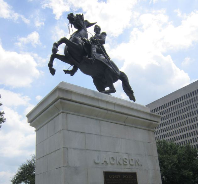 Andrew Jackson Again!